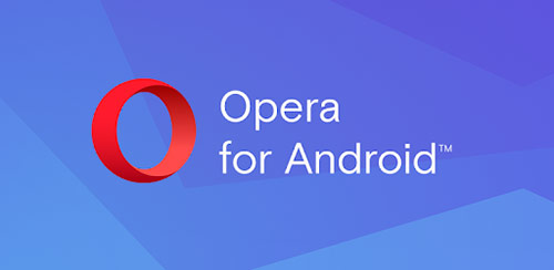 Opera browser اپرا مینی اندروید