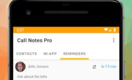 Call Notes Pro 4