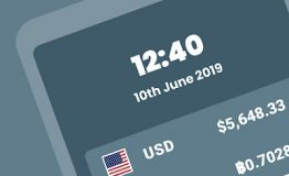 CoinCalc – Currency Converter with Cryptocurrency 2