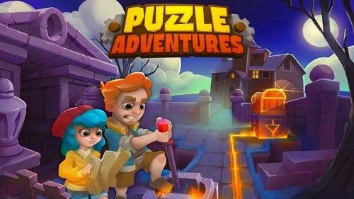 Puzzle Adventures: Solve Mystery 3D Riddles بازی ماجراجویی