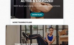 adidas Training by Runtastic – Fitness Workouts 1