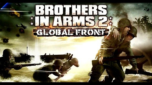 بازی گیم لافت Brothers In Arms 2
