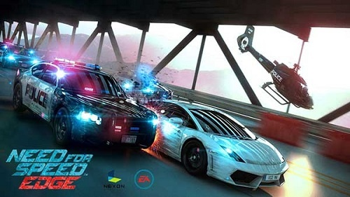 Need For Speed EDGE Mobile نید فور اسپید