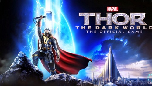 Thor: TDW – The Official Game بازی اندروید ثور