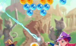 Bubble Witch 1